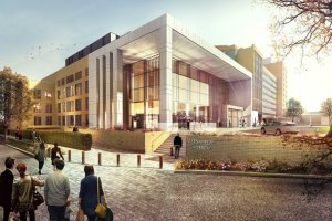 2020 - Altnagelvin Hospital     -     Farrans