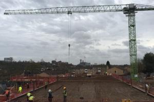 2017 - Bromley Primary School - Farrans & Newtownstewart Construction