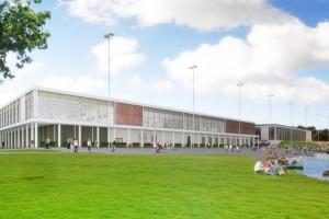 2020 - South Lake Leisure Centre     -     Farrans